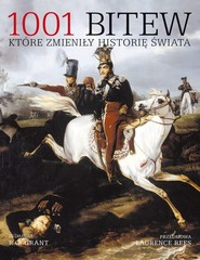 okładka 1001 bitew które zmieniły historię świata, Książka | Grant R.G.