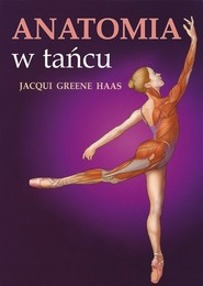 okładka Anatomia w tańcu, Książka | Greene Jacqui Haas