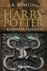 okładka Harry Potter 2. Harry Potter i Komnata Tajemnic, Książka   J.K. Rowling