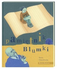 okładka Pamiętnik Blumki, Książka   Iwona Chmielewska