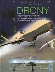 okładka Drony, Książka | Dougherty Martin