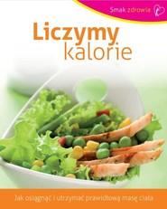 okładka Liczymy kalorie, Książka | Opracowanie zbiorowe