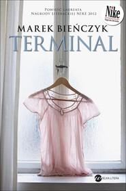 okładka Terminal, Książka   Marek Bieńczyk