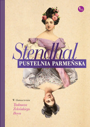 okładka Pustelnia parmeńska, Książka | Stendhal