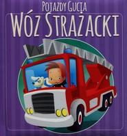 okładka Pojazdy Gucia. Wóz strażacki, Książka | Urszula Kozłowska