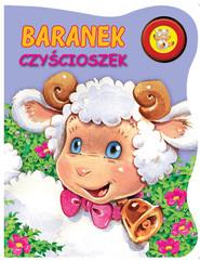 okładka Baranek czyścioszek, Książka | Urszula Kozłowska