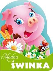 okładka Modna świnka, Książka | Urszula Kozłowska