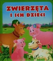 okładka Zwierzęta i ich dzieci. Pianki, Książka | Urszula Kozłowska
