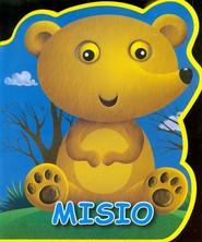 okładka Misio, Książka | Urszula Kozłowska