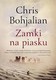 okładka Zamki na piasku, Książka   Chris Bohjalian