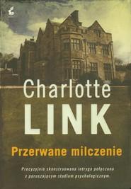 okładka Przerwane milczenie, Książka | Charlotte Link