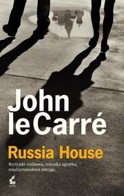 okładka Russia House, Książka | Carre John le