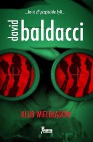 okładka Klub wielbłądów, Książka | David Baldacci