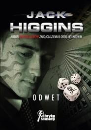 okładka Odwet, Książka | Higgins Jack
