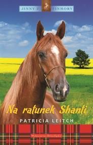 okładka Jinny z Finmory 1. Na ratunek Shanti, Książka   Patricia Leitch