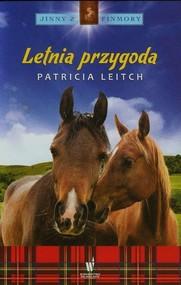 okładka Jinny z Finmory 3. Letnia przygoda, Książka   Patricia Leitch