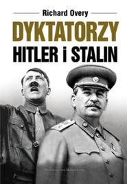 okładka Dyktatorzy Hitler i Stalin, Książka | Overy Richard