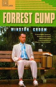 okładka Forrest Gump, Książka | Groom Winston