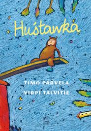 okładka Huśtawka, Książka   Parvela Timo