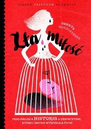 okładka Zła miłość, Książka   Danuta Noszczyńska