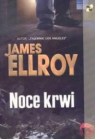 okładka Noce krwi, Książka | James Ellroy