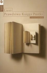 okładka Prawdziwa księga pustki Przypowieści taoistyczne, Książka | Liezi