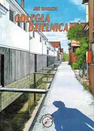okładka Odległa dzielnica Komiks, Książka | Jiro Taniguchi