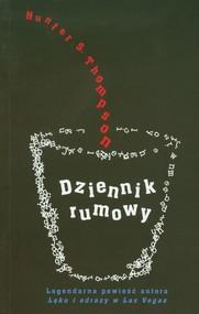 okładka Dziennik rumowy, Książka | Hunter S. Thompson