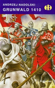 okładka Grunwald 1410, Książka | Nadolski Andrzej