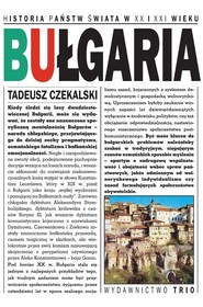 okładka Bułgaria, Książka   Czekalski Tadeusz