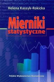 okładka Mierniki statystyczne, Książka | Kassyk-Rokicka Helena