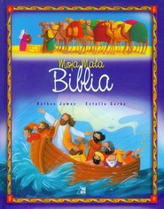 okładka Moja mała Biblia, Książka | James Bethan