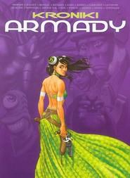 okładka Kroniki Armady, Książka | Philippe Buchet, Jean-David Morvan