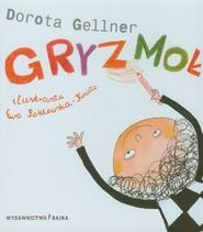 okładka Gryzmoł, Książka   Gellner Dorota