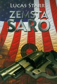 okładka Zemsta Saro, Książka | Starr Lucas