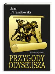 okładka Przygody Odyseusza, Książka | Jan Parandowski