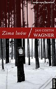 okładka Zima lwów, Książka | Jan Costin Wagner