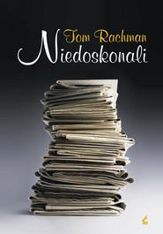 okładka Niedoskonali, Książka   Rachman Tom