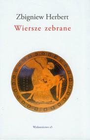 okładka Wiersze zebrane, Książka | Zbigniew Herbert