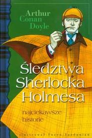 okładka Śledztwa Sherlocka Holmesa najciekawsze historie, Książka | Arthur Conan Doyle
