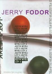 okładka Język myśli LOT 2, Książka | Jerry A. Fodor