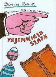 okładka Detektywów para Jacek i Barbara Tajemnicza szafa, Książka | Dariusz Rekosz