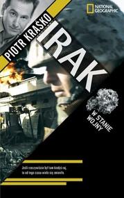 okładka Irak W stanie wojny, Książka | Piotr Kraśko