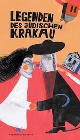 okładka Legendy żydowskiego Krakowa Legenden des judischen Krakau, Książka   Kiela Artur