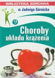 okładka Choroby układu krążenia, Książka   Jadwiga  Górnicka