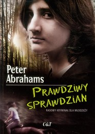okładka Prawdziwy sprawdzian, Książka   Abrahams Peter
