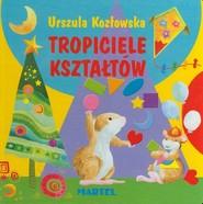 okładka Tropiciele kształtów, Książka | Urszula Kozłowska