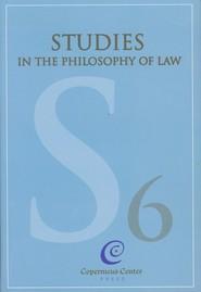 okładka Studies in the Philosophy of Law vol. 6, Książka | Jerzy Stelmach, Bartosz Brożek