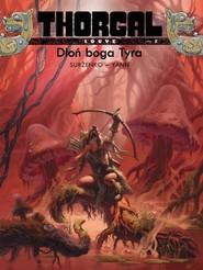 okładka Thorgal Louve Dłoń boga Tyra Tom 2, Książka | Roman Surżenko, Pennetier Yann