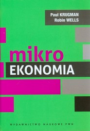 okładka Mikroekonomia, Książka | Paul Krugman, Robin Wells